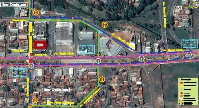 AVENIDA INTERDITADA BRT