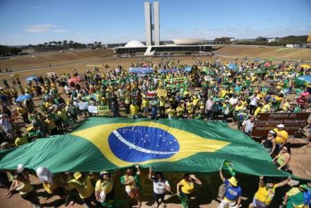 Fora Dilma Bsb