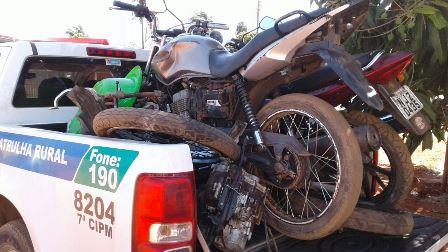 motos recuperadas
