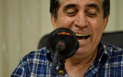 Tive alguns momentos na TV, mas estou realizado no rádio', diz Eli Corrêa    Diário de Goiás