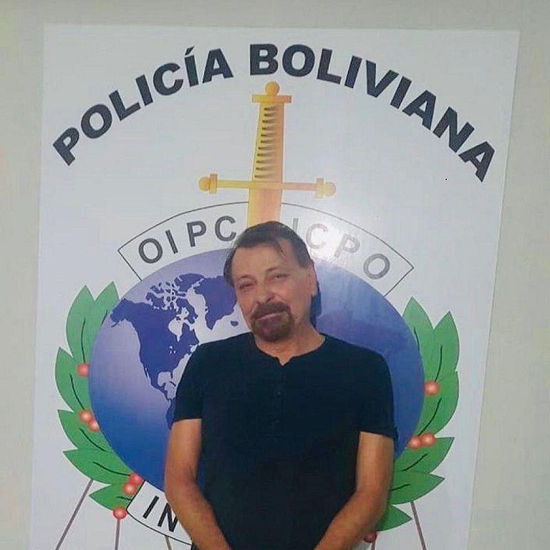(Reprodução/Polícia da Itália/Twitter)