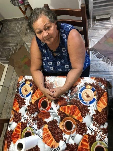 Mariinha Aparecida sofre com deficiência de vitaminas