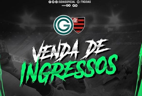 Quase 20 Mil Ingressos Comercializados Para Goias X Flamengo Diario De Goias