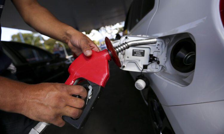 Preço dos combustíveis foi novamente elevado. (Marcelo Camargo/Agência Brasil)
