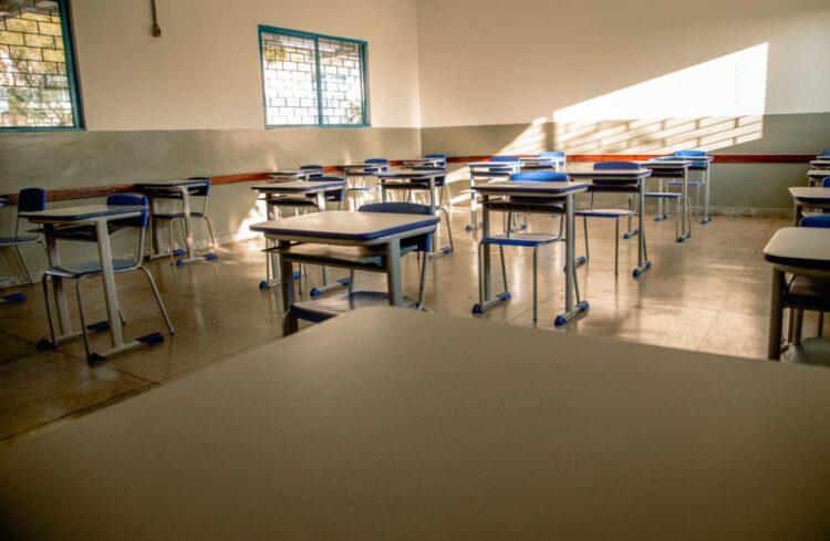 Volta às aulas presenciais em Anápolis será no dia 9 de agosto. (Foto: Divulgação/Prefeitura de Anápolis)